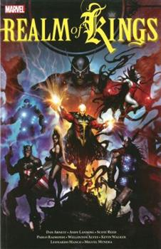 Realm of Kings - Book #13 of the Inhumans in Chronological Order