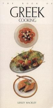The Book of Greek Cooking 155788062X Book Cover