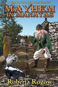 Mayhem in Manatas 161271255X Book Cover