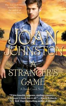 A Stranger's Game, Narrated By Julia Gibson, 10 Cds [Complete & Unabridged Audio Work] - Book #7 of the Bitter Creek