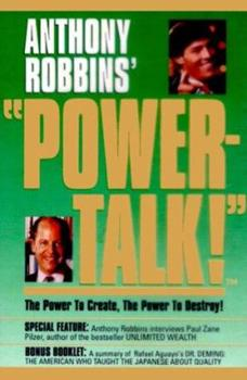 PowerTalk!: The Power to Create, The Power to Destroy (Powertalk!) 1559272031 Book Cover