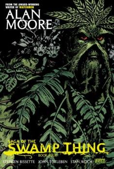 Paperback Saga of the Swamp Thing Book Four Book