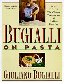 Bugialli on Pasta 067162024X Book Cover