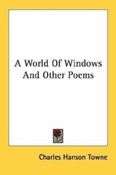 Paperback A World of Windows and Other Poems Book