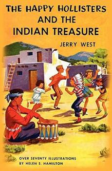 The Happy Hollisters and the Indian Treasure - Book #4 of the Happy Hollisters