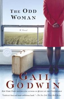 The Odd Woman 0345389913 Book Cover