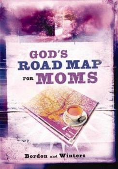 Hardcover God's Road Map for Moms Book