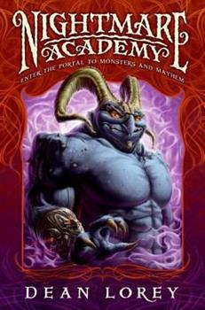 Nightmare Academy 0061693693 Book Cover