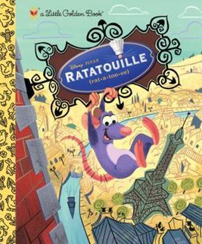 Ratatouille - Book  of the Disney's Wonderful World of Reading