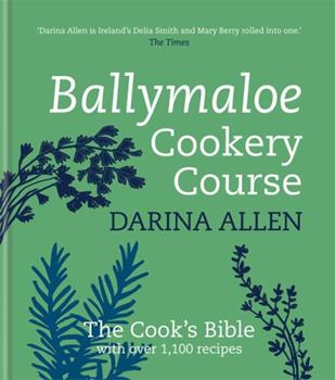 Ballymaloe Cookery Course 1856267296 Book Cover