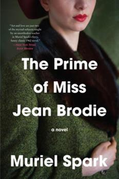 The Prime of Miss Jean Brodie 0452264510 Book Cover