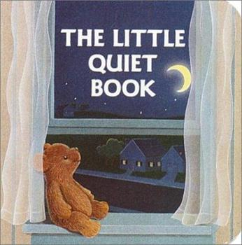 Hardcover The Little Quiet Book (Chunky Books) Book