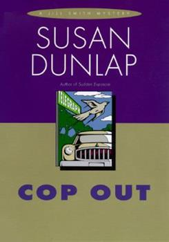 Hardcover Cop Out : A Jill Smith Mystery Book