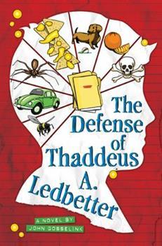 The Defense of Thaddeus A. Ledbetter 0810989778 Book Cover