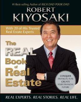 The Real Book of Real Estate: Real Experts. Real Stories. Real Life. 1612680798 Book Cover