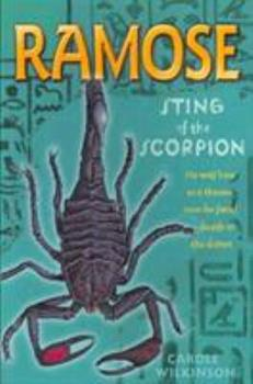 Ramose: Sting of the Scorpion Bk. 3 1846470064 Book Cover