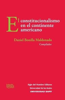 Paperback El constitucionalismo en el continente americano [Spanish] Book