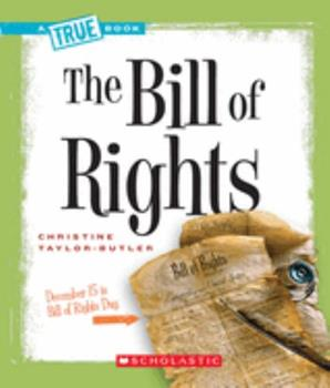 Paperback The Bill of Rights (a True Book: American History) Book