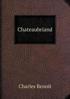 Chateaubriand 5518982372 Book Cover