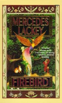 Paperback Firebird (The Elemental Masters Fairy Tales) Book