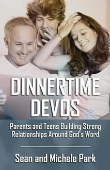 Paperback Dinnertime Devos Book