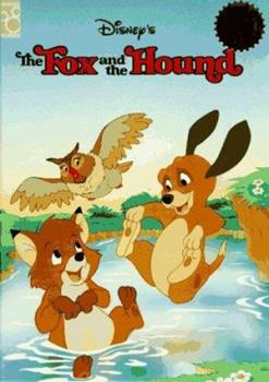 The Fox and the Hound - Book  of the Disney's Wonderful World of Reading