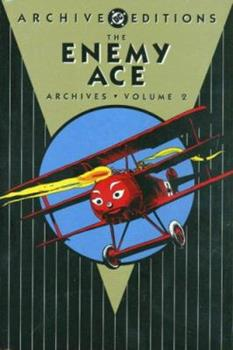 The Enemy Ace Archives, Vol. 2 - Book  of the DC Archive Editions