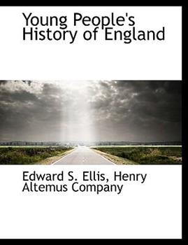 Paperback Young People's History of England Book