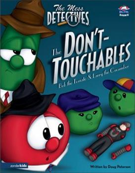 The Mess Detectives: The Don't-Touchables - Book  of the Mess Detectives
