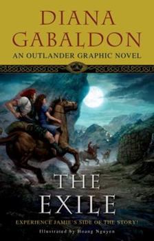 Hardcover The Exile: An Outlander Graphic Novel Book