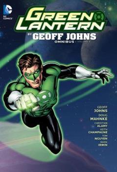 Green Lantern, by Geoff Johns: Omnibus, Volume 3 - Book  of the Green Lantern #Hal Jordan vol. 2