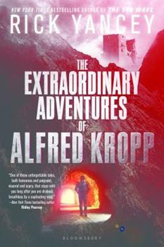 The Extraordinary Adventures of Alfred Kropp 0747581665 Book Cover