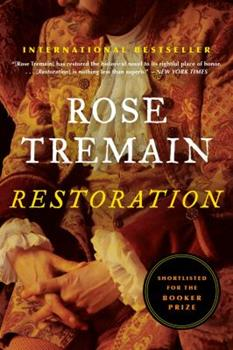 Restoration 0140244883 Book Cover