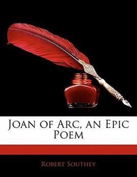 Paperback Joan of Arc, an Epic Poem Book