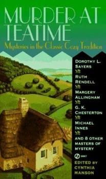 Murder at Teatime: Mysteries in the Classic Cozy Tradition (Murder Most Cozy) 0451185439 Book Cover