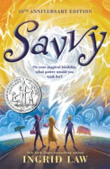 Paperback Savvy Book