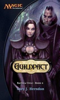 Guildpact - Book #52 of the Magic: The Gathering