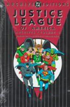 Justice League of America Archives, Vol. 5 - Book  of the DC Archive Editions