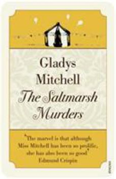 The Saltmarsh Murders 0701205717 Book Cover