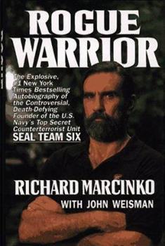 Hardcover Rogue Warrior Book
