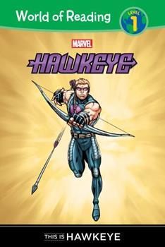 Library Binding Hawkeye: This Is Hawkeye Book
