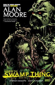 Paperback Saga of the Swamp Thing Book Two Book