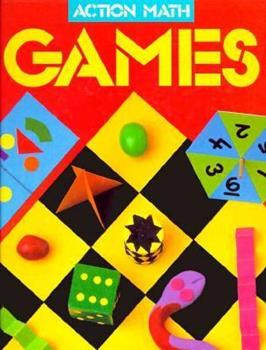 Library Binding Games (Action Math) Book