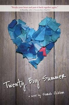 Twenty Boy Summer 0316051594 Book Cover