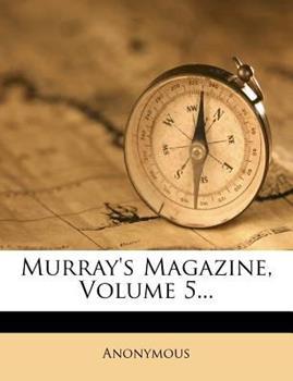 Paperback Murray's Magazine Book