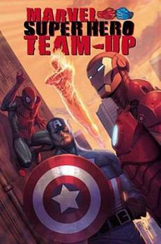 Marvel Bromance TPB - Book #121 of the Marvel Team-Up 1972