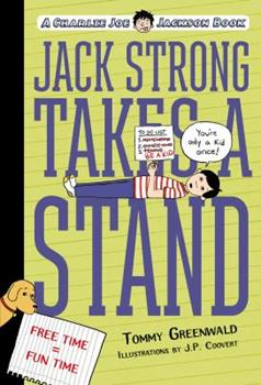 Jack Strong Takes a Stand 125005687X Book Cover