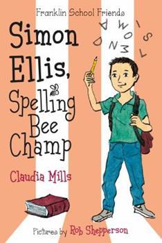 Paperback Simon Ellis, Spelling Bee Champ Book