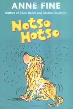 Notso Hotso 0374355509 Book Cover