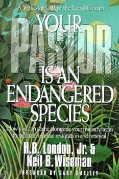 Hardcover Your Pastor Is an Endangered Species Book